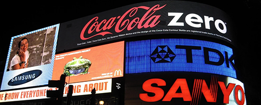 Indoor and Outdoor LED Digital Signage